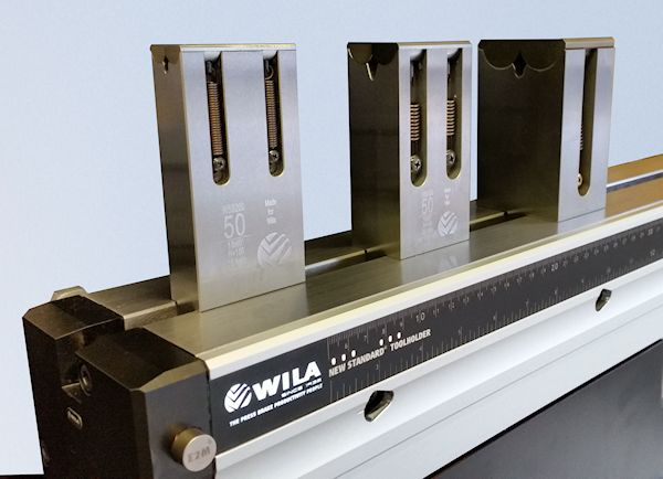 The RotaBend Die series from Wila